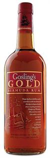 Gosling's Rum Gold Seal 750ml